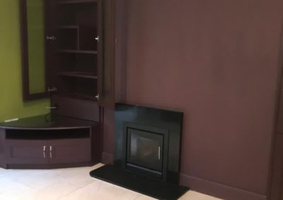 bespoke fitted units