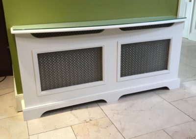 radiator cover - private dwelling