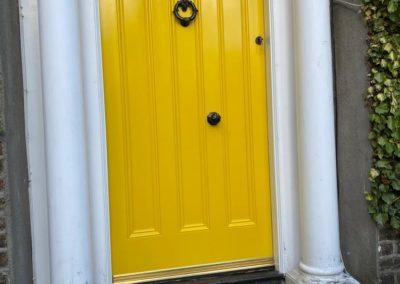 Traditional Dublin Door 2021